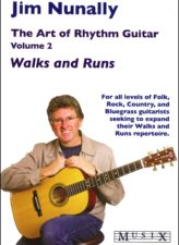 Art of Rhythm Guitar, Vol 2: Walks and Runs