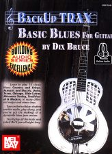 BackUP Trax: Basic Blues for Guitar