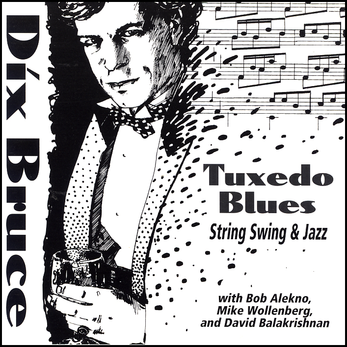 Tuxedo Blues: String Swing & Jazz