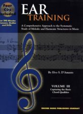 Ear Training Vol. III
