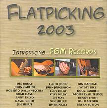 Flatpicking 20033in