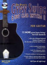 Gypsy Swing & Hot Club Rhythm II for Guitar