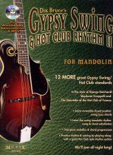 Gypsy Swing & Hot Club Rhythm II for Mandolin