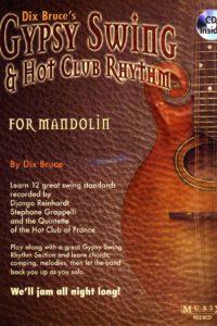 Gypsy Swing & Hot Club Rhythm for Mandolin