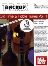 BackUp Trax: Old Time & Fiddle Tunes for Mandolin and Fiddle, Vol. I