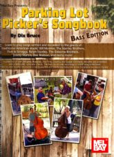 Parking Lot Picker's Songbook Bass Edition