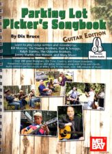 Parking Lot Picker's Songbook Guitar edition