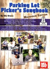 Parking Lot Picker's Songbook Mandolin Edition