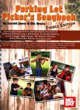 Parking Lot Picker's Songbook Fiddle Edition