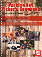 Parking Lot Picker's Songbook Banjo Edition