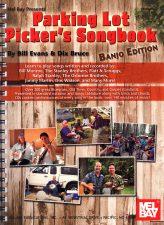 Parking Lot Picker's Songbook Banjo Edition