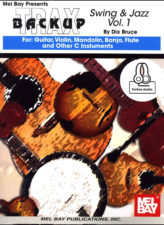 BackUP Trax: Swing & Jazz, Vol. 1