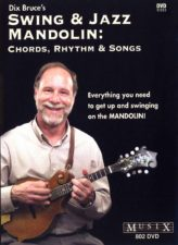 Swing & Jazz Mandolin: Chords, Rhythm, and Songs DVD