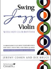 Swing Jazz Violin with Hot-Club Rhythm