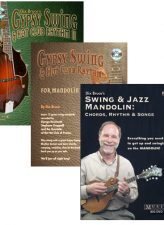 Swing & Jazz Mandolin Package
