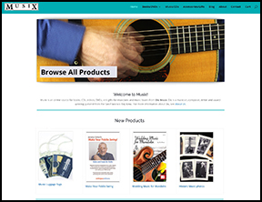 Announcing New Website Design!